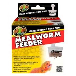Mealworm Feeder