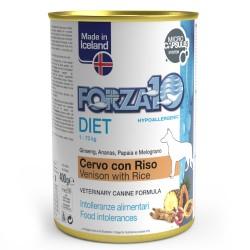 Diet Cervo con Riso