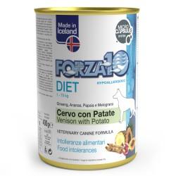 Diet Cervo con Patate