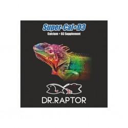 Dr.Raptor SuperCal+D3 -...
